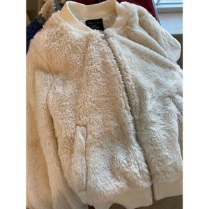 Fashion Nova Fur Jacket